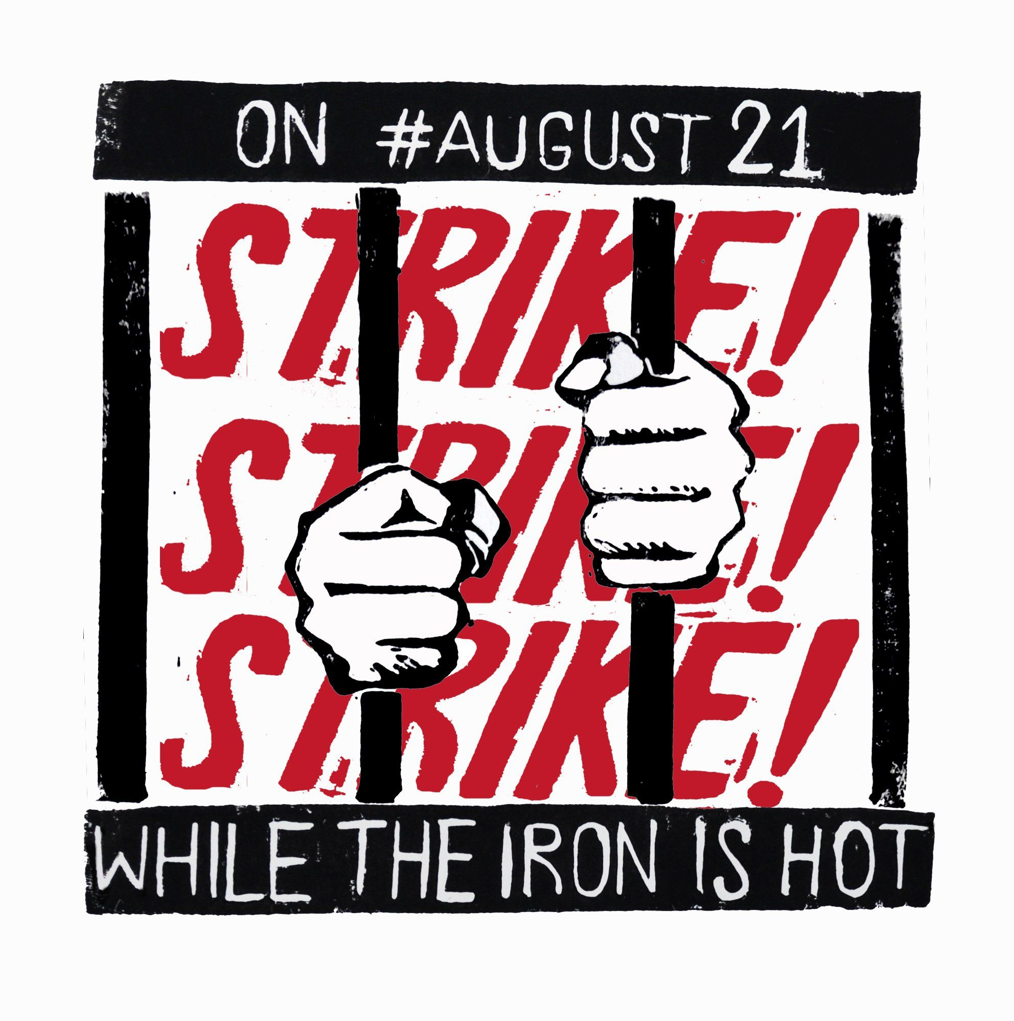 Asheville Prison Books Endorses #August21 Nationwide Prison Strike: 8/21-9/9