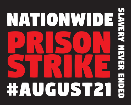 Repression escalates as #August21 prison strike approaches